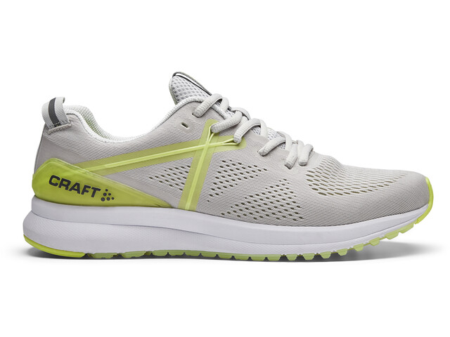 Craft X165 Engineered Shoes Men platinum/lime